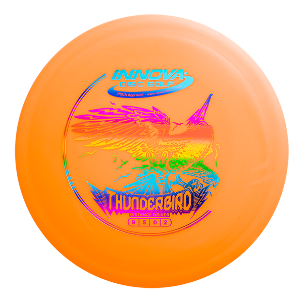 Disc Golf - Innova DX Thunderbird