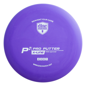Frisbeewinkel.nl-X-Line P2 Psycho Pro Putter