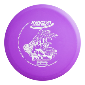 Disc Golf – innova DX The Roc3
