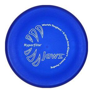 Hyperflite Jawz K10 Dogfrisbee - blue