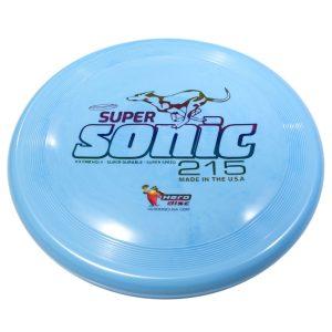 Supersonic Taffy Dogfrisbee Sky 2018 print