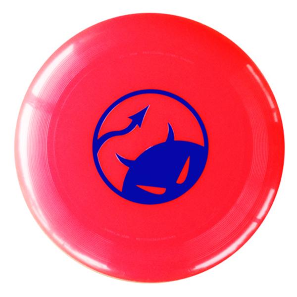 www.frisbeewinkel.nl - Wedstrijdfrisbee logo cherry