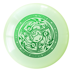 Gamedisc tribal classic glow - Green