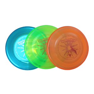 3 pack Super Hero Hondenfrisbee