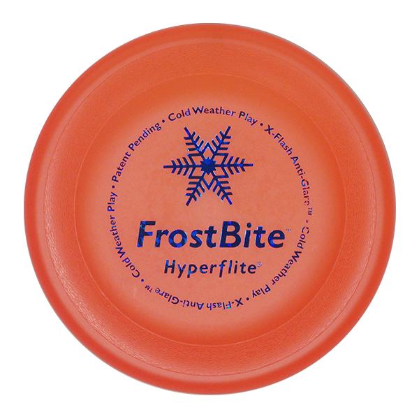 FrostBite Hondenfrisbee Oranje