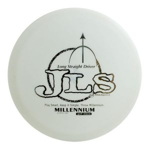 Millennium JLS frisbee - discgolf