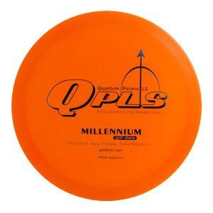 Frisbeewinkel-Millenium-QLS-Polaris-distance-driver