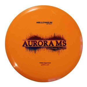 Millennium MS Aurora - midrange disc