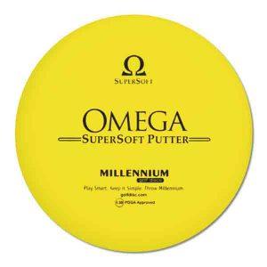 Millennium Omega SuperSoft Putter