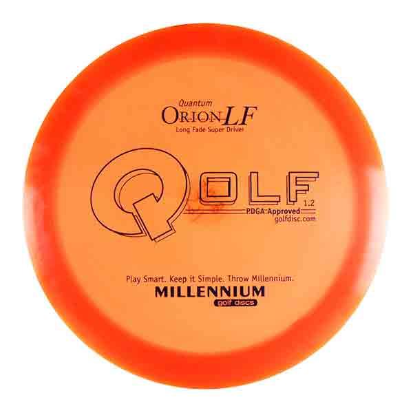 DiscGolf - Millennium Quantum Orion LF
