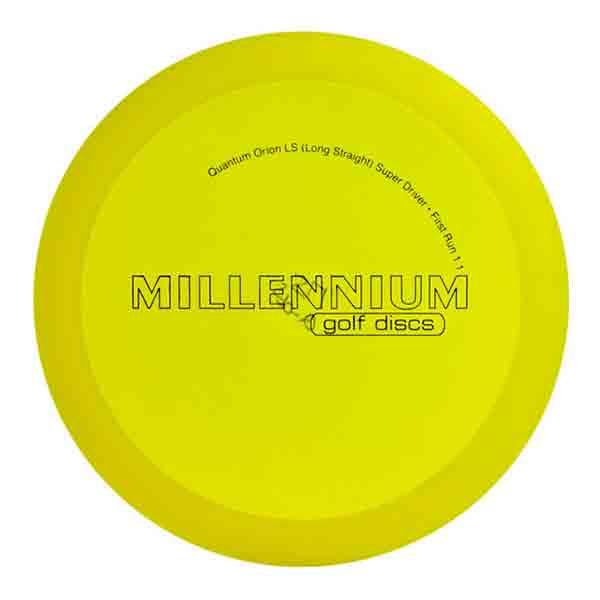 Discgolf - Millennium Quantum Orion LS