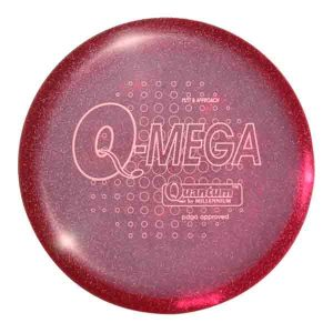 DiscGolf - Millennium Quantum Q-Mega