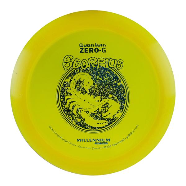 Discgolf - Millennium Quantum Zero-G Scorpius