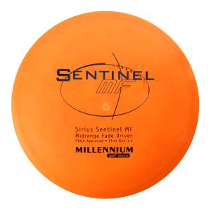 Millennium Sirius Sentinel MF frisbee