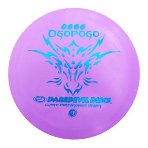 Daredevil Disc Golf distance driver frisbee kopen Flexible EP Ogopogo Purple