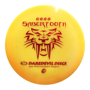 Daredevil - Sabertooth driver - orange