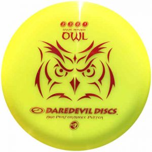 Daredevil_Owl_High_performance_plastic_Putter_yellow