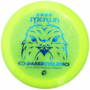 Daredevil_discs_merlin_extreme_distance_driver_yellow_frisbeewinkel