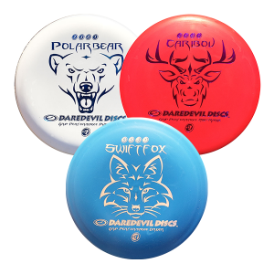 Grip Performance advanced set 3 discs
