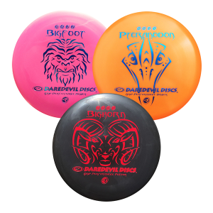Grip Performance beginner set 3 discs