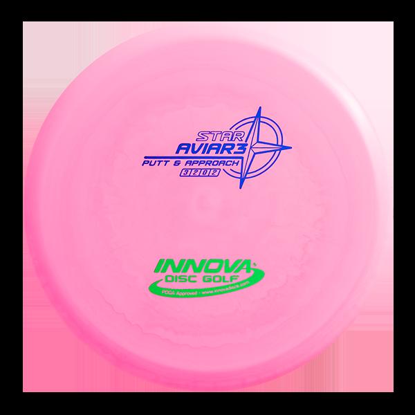 Star Aviar3 Puttscheibe flat profile frisbee disc golf schijf kopen