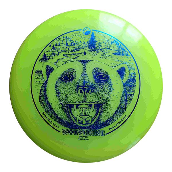 Wolverine Disc Golf Weit Wurf Scheibe kaufen kopen Frisbee