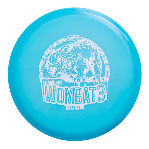 Champion Wombat3 Special release midrange control disc
