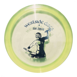 Frisbeewinkel – Classic VIP Westside Northman Collectors disc