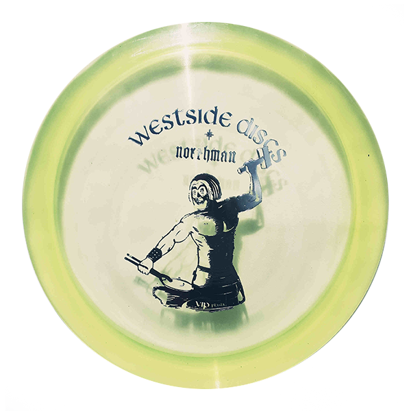 Frisbeewinkel - Classic VIP Westside Northman Collectors disc