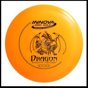 Frisbeewinkel - DX Dragon oranje