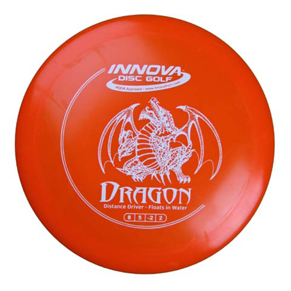 Frisbeewinkel - DX Dragon, red