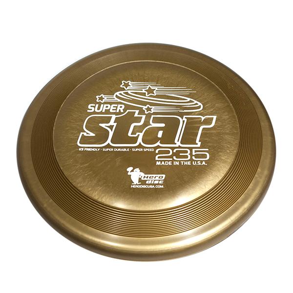 Hero super Star biteproof official dogfrisbee