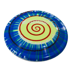 schone hundefrisbee Superswirl 235 Dogfrisbee Top Dye