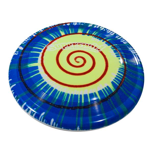 schone hundefrisbee Superswirl 235 Dogfrisbee Top Dye
