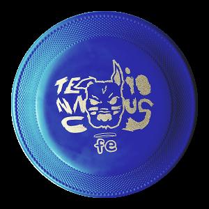 Tenacious Dogfrisbee van Frisbeescape Hondenfrisbee Blue