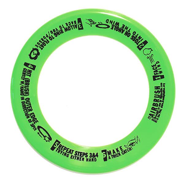 Wham-O Whizz Ring lime