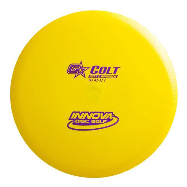 Innova Gstar Colt - Yellow