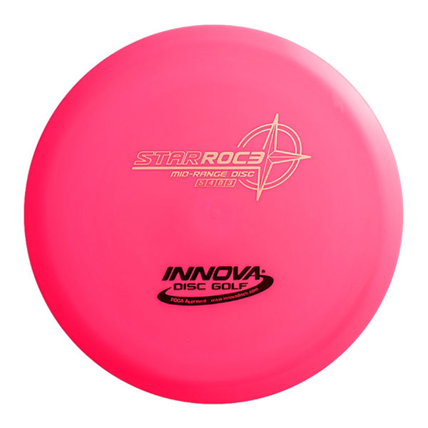 Innova Star Roc3 midrange disc