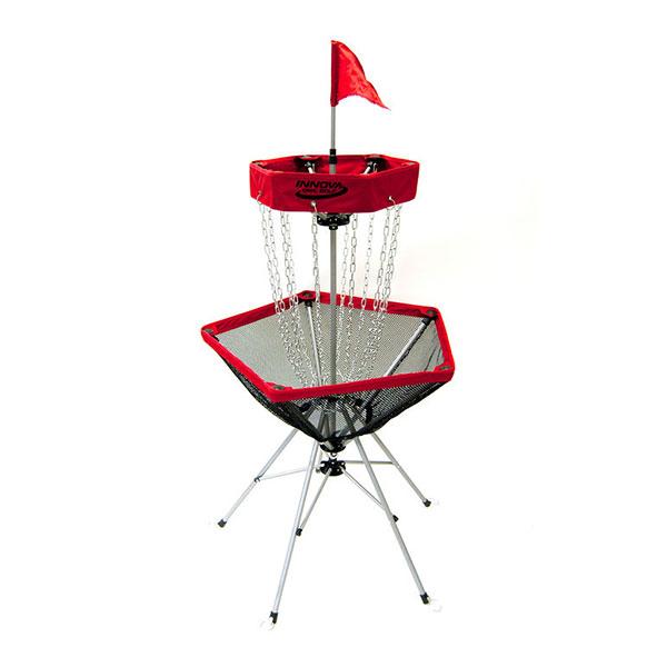 DISCatcher® Traveler Frisbeegolf doel rood