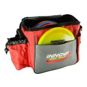 Frisbeewinkel-Innova-Standard-bag-red