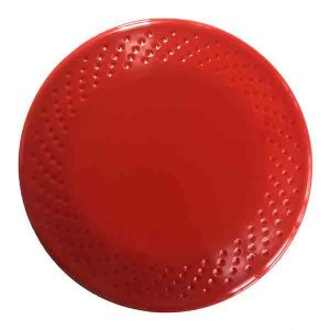 K9 HBR C-Model Bite Resistant Dogfrisbee red