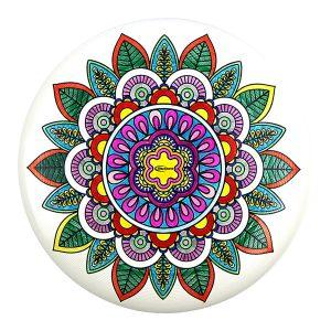 Mandala zelf kleuren Ultimate dics met stiften