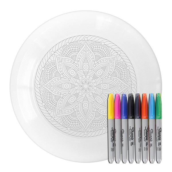 Mandala Ultimate met markers