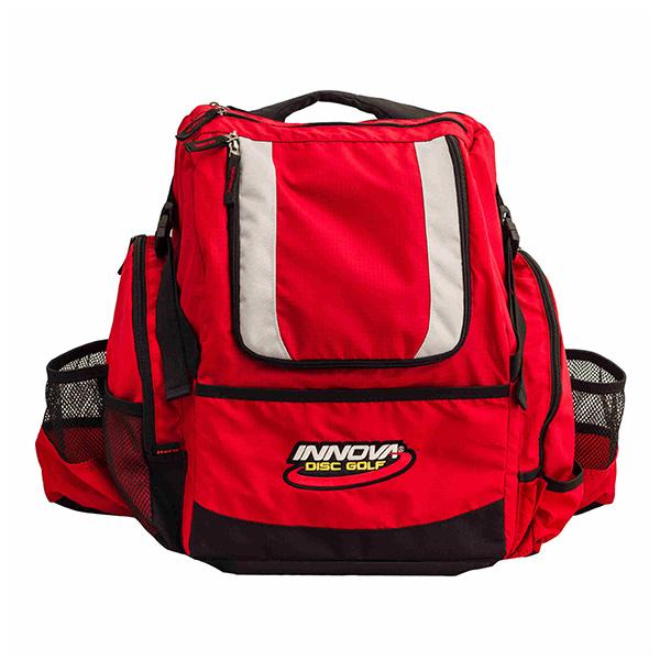 Innova Hero Backpack red/grey