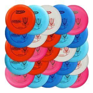 Discgolf scholenset 25 discs