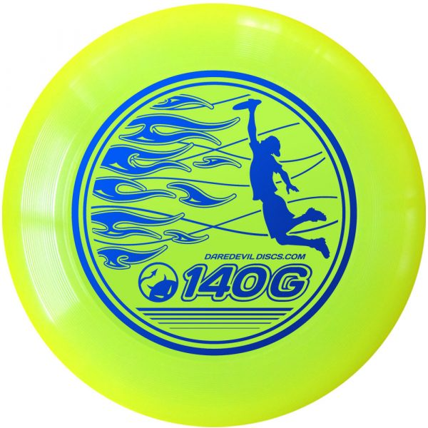 Junioren Ultimate Disc geel