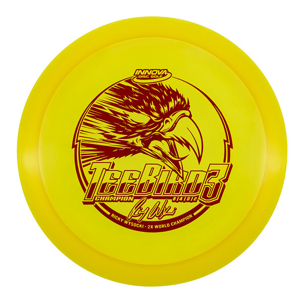 Champion Teebird3 Wysocki Stamp