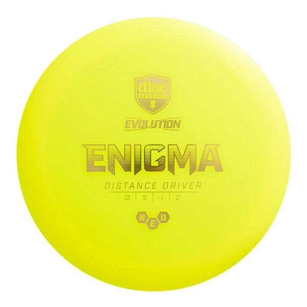 Discmania Evolution Neo Enigma geel