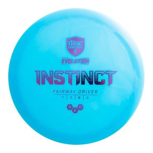 Discmania Evolution Neo Instinct fairway driver blauw