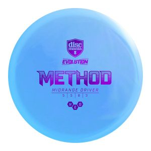 Frisbeewinkel-Discmania-Evolution-Neo-Method
